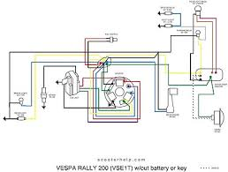 modern vespa light power