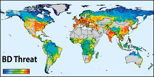 worlds rivers map global threats to human water security and river biodiversity
