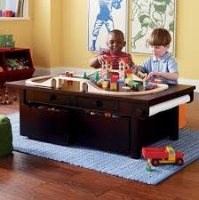 Land Of Nod Coffee Table - children u0027s activity table activities playrooms and children s