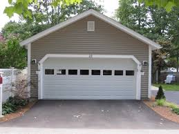 jws custom decks garages603 494 3299 20 x20 garage with an attached breezeway covered porch and bathroom
