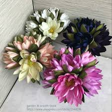 Decorative Floral Arrangements Home by Compare Prices On Pink Lotus Flower Online Shopping Buy Low Price