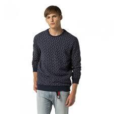 hilfiger sweater mens hilfiger sweaters fleece mens pattern crewneck sweater