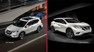 Nissan Rogue Horsepower - 2017 nissan rogue vs 2017 nissan murano peruzzi nissan blog