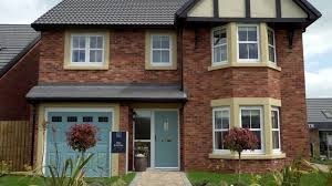 the boston show home at paddocks view middleton st george youtube