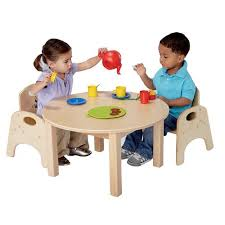 Toddler Table And Chairs Wood Excellent Decoration Toddler Dining Table Shining Design Best Kids