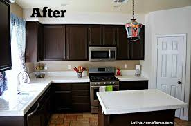 White Oak Kitchen Cabinets Painting Oak Kitchen Cabinets Before And After Best Home Decor
