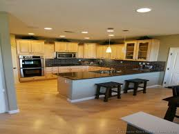 kitchen floors and cabinets maple wood kitchen cabinets dark wood