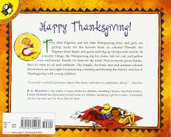 kids books about thanksgiving one little two little three little pilgrims picture puffin