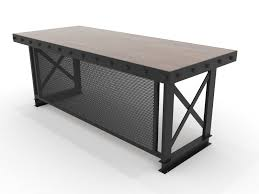 Table For Office Desk Iron Age Office All Products