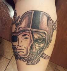 awesome raider tattoos pictures to pin on pinterest tattooskid