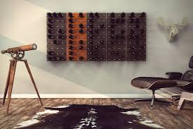 stact modular wine wall uncrate