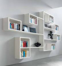 Creative Ideas For Decorating Your Room Decorate Your Room With A Wall Mounted Bookcase