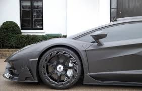 mansory carbonado v central lock fully forged wheel west coast