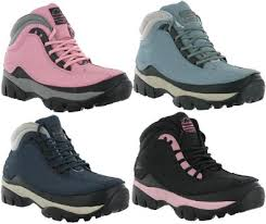 womens work boots uk womens steel toe cap groundwork safety work hiking leather
