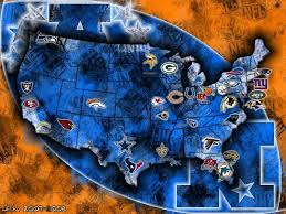 Nfl Usa Map by Nfl Teams Wallpapers 2017 Wallpaper Cave