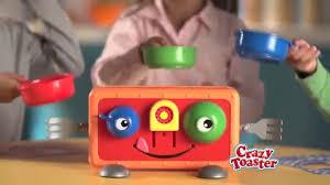 Little Tikes Toaster Crazy Toaster Sambro Games Youtube