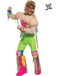 check out men u0027s ultimate warrior grand heritage costume