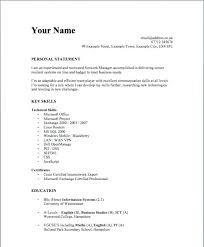 resume simple sample resume cover letter sample of email cover