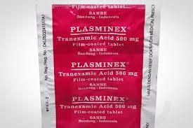 Obat Regumen plasminex kegunaan dosis efek sing mediskus