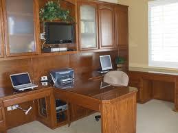 custom office desk home design