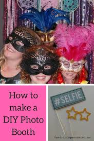 photo booth diy idea diy photo booth fundraising mums