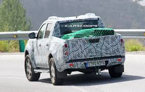 mercedes pickup 2017 mercedes spied testing 2018 glt pickup mule could come to usa