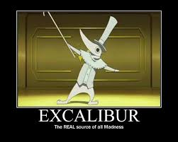 Soul Eater Excalibur Meme - excalibur excalibur from the united kingdom ima looking for