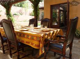 oversized tablecloths i dream of france