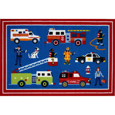 Sizes Of Area Rugs by Fun Rugs Driving Time Kids Rugs Walmart Com