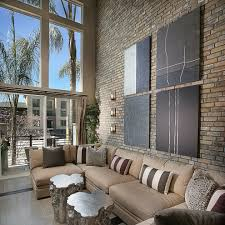 Elegant Livingroom by Exterior Design Elegant Living Room Design With Beige Sectional