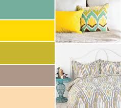 gray and yellow color schemes 20 amazing yellow bedroom color palette pdftop net