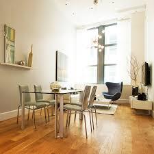 photo salon salle a manger 5 astuces pour créer un coin salle à manger dans un petit salon