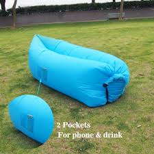 Sofa Beds With Air Mattress by Siesta Inflatable Hangout Air Camping Hiking Sleeping Sofa Bed
