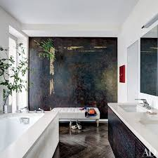 Before After Bathroom Makeovers - before and after bathroom makeovers photos architectural digest