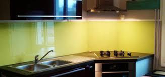 credence de cuisine en verre verre credence cuisine verres u0026 services travaille avec des