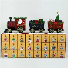 santas advent calendar this is a bright and festive pre