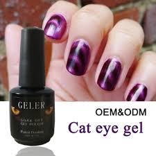 bangya new style 40 colors cat eye mirror effect nail polish magic