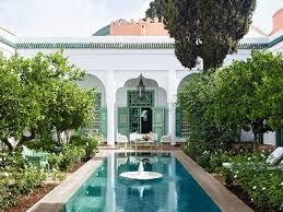 moroccan riad floor plan a marrakech home is transformed into a family retreat
