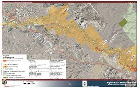 Map Of Riverside Ca Southland Open Space Inland Empire Waterkeeper