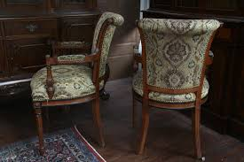 Upholstered Dining Room Chairs With Arms Upholstered Dining Room Chairs With Arms Visionexchange Co