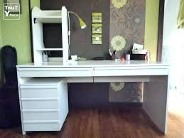 bureau et blanc bureau wenge ikea bureau noir et blanc ikea superb bureau blanc