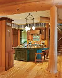 arts and crafts kitchen design two arts u0026 crafts kitchens bungalow basic u0026 adirondack spirit