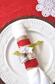 napkin ring ideas up cycled christmas napkin rings place cards make and takes