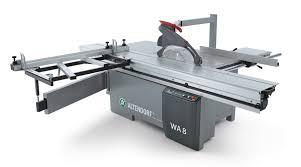Altendorf Wa Series Sliding Table Saws Stiles Machinery