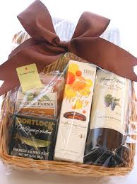 Gift Baskets With Wine Wine Gift Basket From Bumble B Design Seattle Wabumble B Design