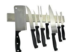 kitchen knives holder outda 33cm wall mount magnetic knife scissor storage holder chef