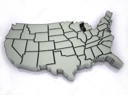 Map Of Usa Black And White by United States Map Stock Photos Royalty Free United States Map
