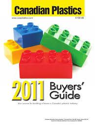 canadian plastics buyers u0027 guide 2011 by annex newcom lp issuu