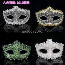 rhinestone masquerade mask 2017 new masquerade mask fancy venetina mask bauta with rhinestone