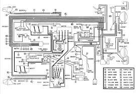36 volt ez go golf cart wiring diagram new for saleexpert me